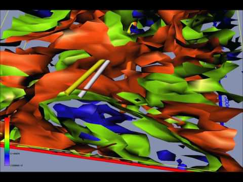 Integration of our Visualization tool with 3D seismic