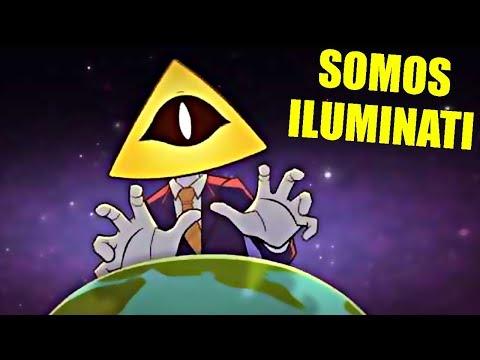 ILLUMINATI CONFIRMED - APRETANDO EL BOTÓN ROJO | Gameplay Español