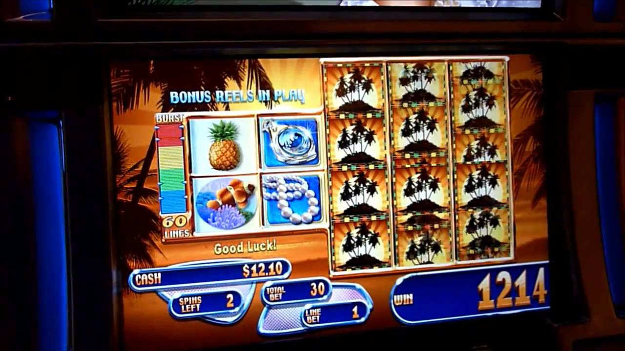 Fortunes of the Caribbean Slot Machine