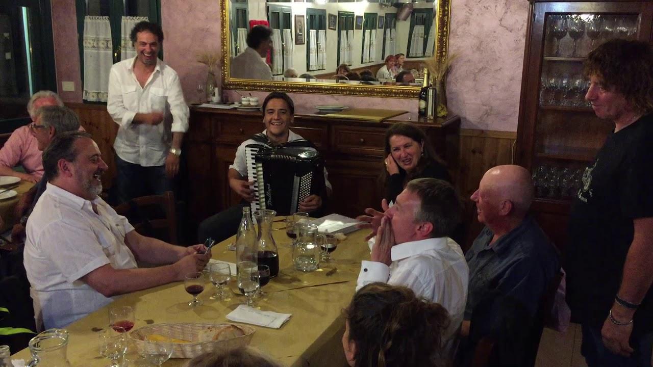 Gruppo Spontaneo Trallalero - Live at Locanda della Trappa