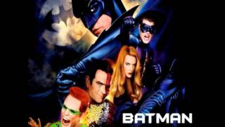Soundtrack of Batman Forever (1995). The Damned cover.