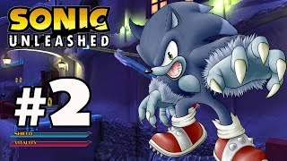 Sonic Unleashed - Parte 2 - Xbox360 - En Español - HD