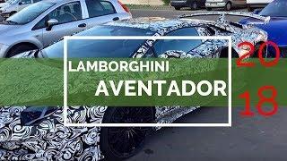 2019 Lamborghini Aventador SV Jota huracan squadra corse salomundo salomondrin porsche
