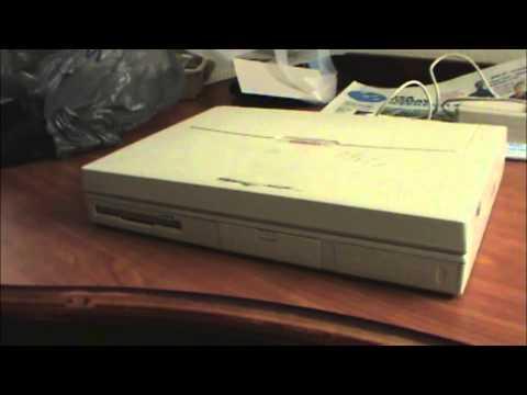 Compaq LTE 5280 Laptop circa 1996