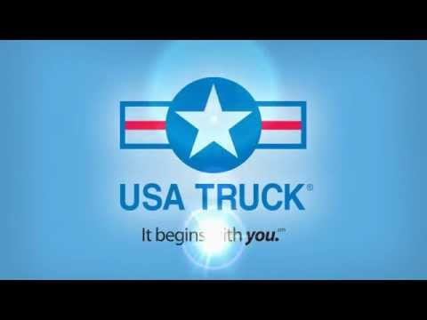 USA Truck Driver Recruiting