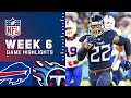 Bills vs. Titans Week 6 Highlights   NFL 2021