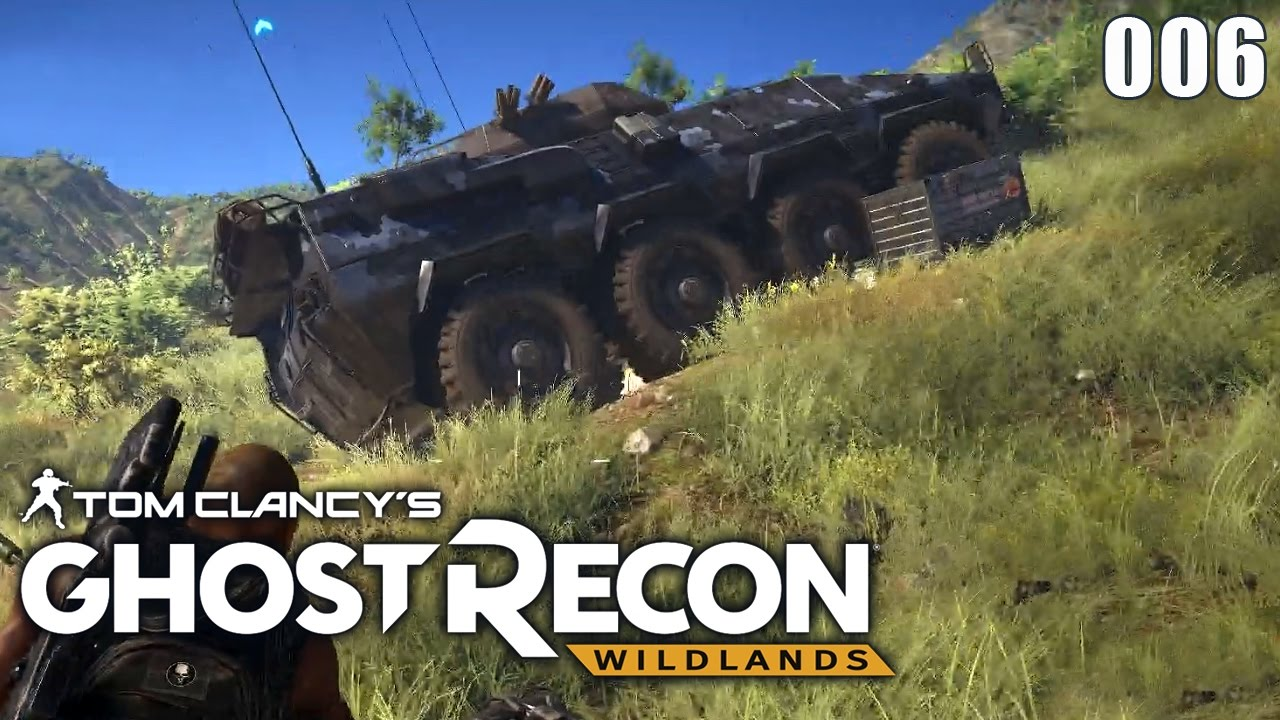 Ghost Recon Wildlands Karte.Ghost Recon Wildlands Extrem 006 Geil Panzer Fahren Gameplay German Deutsch