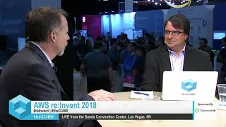 CenturyLink's Paul Savill on computer vision in the cloud and IoT