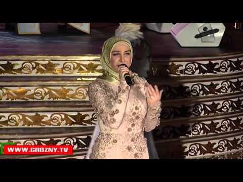 Чеченские Песни РАШАНА АЛИЕВА - Самукъане сахьт