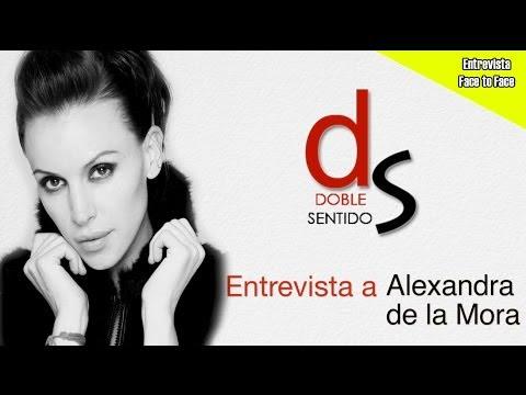 Entrevista a Alexandra de la Mora