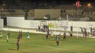 Resumen, Atlético Sanluqueño C.F. 2-2 C.D. Cabecense - 17/18