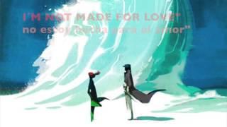 Metronomy Not Made For Love Letra En Español E Inglés Lyrics