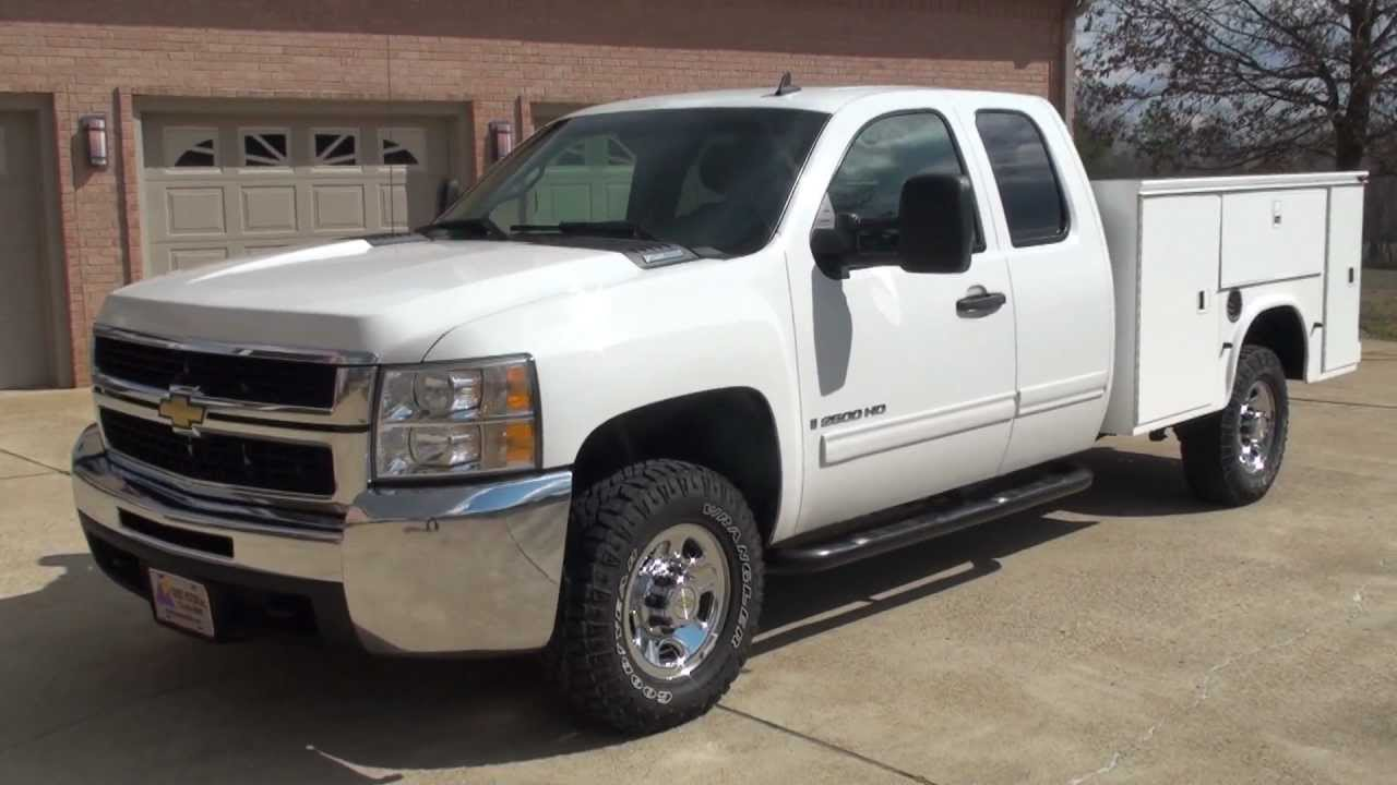Chevy 6.2 Diesel Truck For Sale