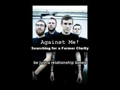 Against Me! - Searching for a Former Clarity (subtitled)