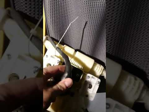 Brookstone React Massage Chair Repair Part 2