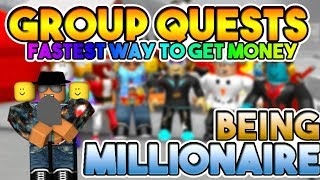 [Roblox] Snow Shoveling Simulator: Group Quests (FASTEST WAY TO GET MONEY) (MILLIONAIRE)