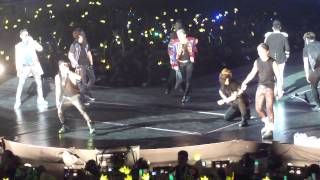 Video 121024 BIGBANG- Fantastic Baby Alive Tour 2012 Manila download MP3, 3GP, MP4, WEBM, AVI, FLV Juli 2018