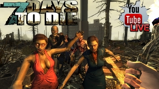 7 Days To Die-Top Shelf Server | EP18 | What Happens On Stream, Stays On Stream! | HD Gameplay