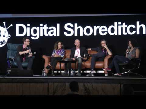 Digital Shoreditch Festival 2015 - Main Stage - Day 3 - Data Feeds and other stories?
