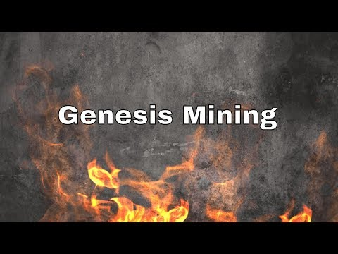 Ethereum Mining With Genesis Mining