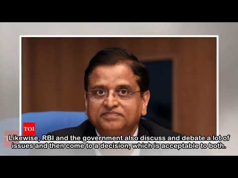 No friction with RBI, different views natural: Economic affairs secretary