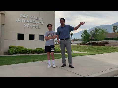 Day Creek Intermediate, Rancho Cucamonga, California School Overview with Michael Mucino