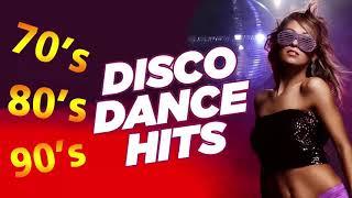 Disco 70 80 90 Music Hits - Golden Eurodisco Megamix - Best disco music 70s 80s 90s Legends