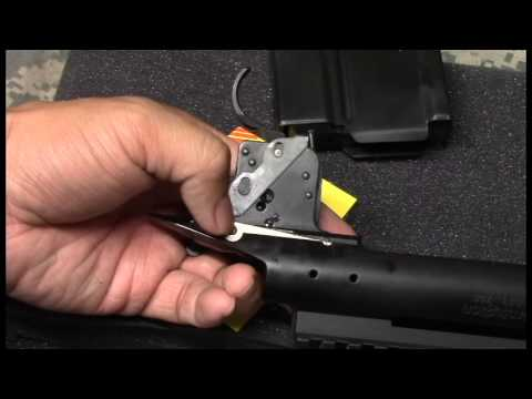 Timney Trigger Remington 700 Install Video - HOW TO