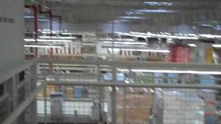 A View of The Home Depot from the 2nd Floor at Bellport Outlet Stores in Bellport, NY