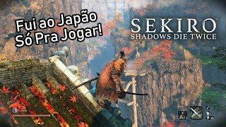 SEKIRO SHADOWS DIE TWICE - Gameplay Exclusivo com Novas Áreas e Novos Inimigos... Em Português PT-BR