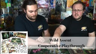 Wild Assent - Kickstarter Board Game - Cooperative Gameplay
