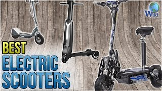 10 Best Electric Scooters 2018