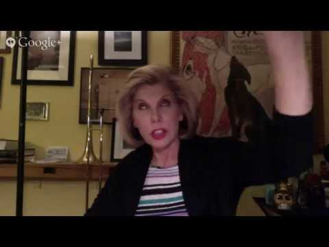Gold Derby Q&A: Christine Baranski ('The Good Wife')