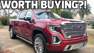 2019 GMC Sierra DENALI FULL REVIEW AND TEST DRIVE
