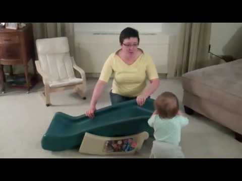 Step2 Play & Fold Jr. Slide Review By All Four Love