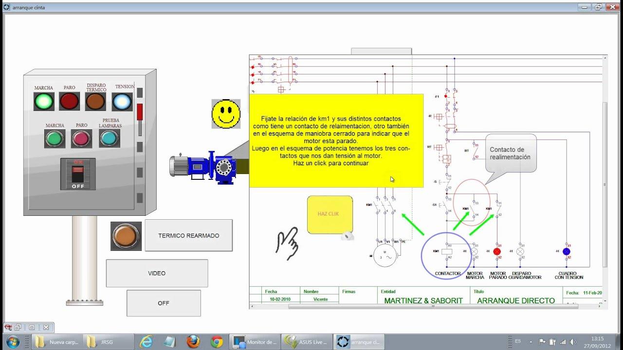 Cuadro el ctrico y esquema con cade simu y cx supervisor for Programa para cocinas 3d gratis