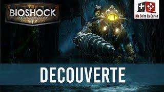 BIOSHOCK 2 REMASTERED : Dans la peau du Big Dady | Découverte [FR] Gameplay PC