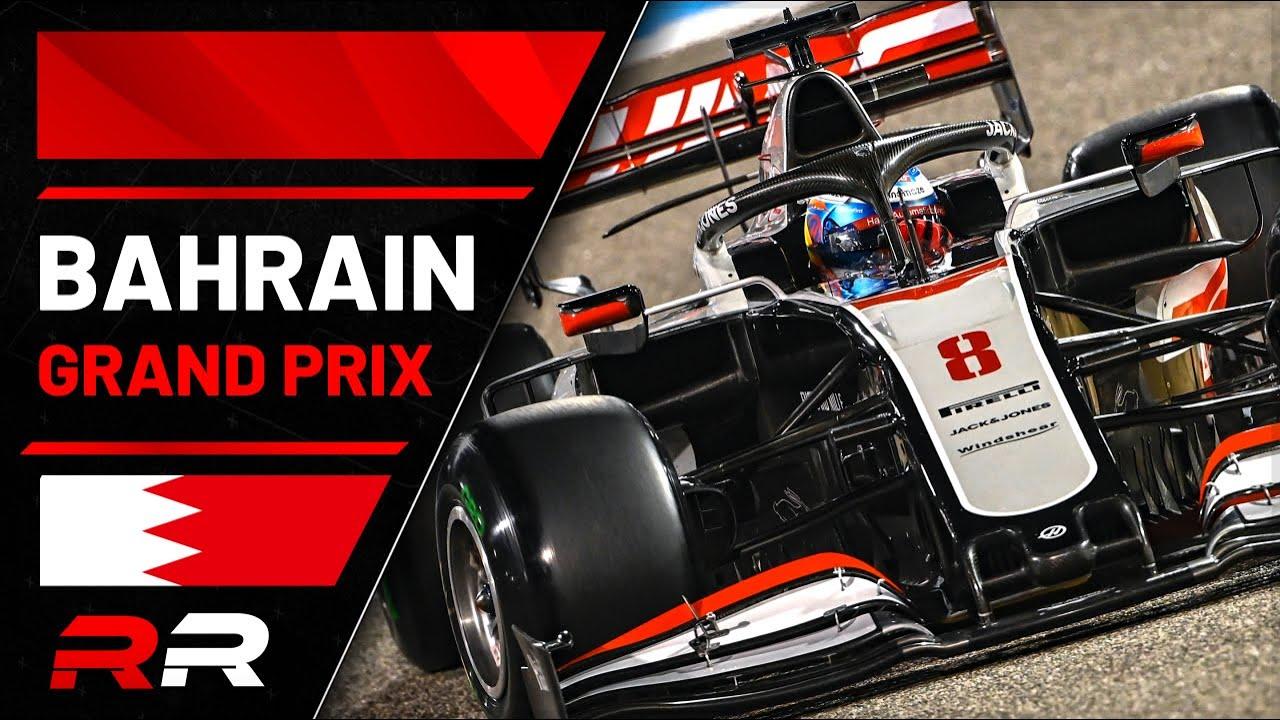 Bahrain Grand Prix Race Review F1 2020