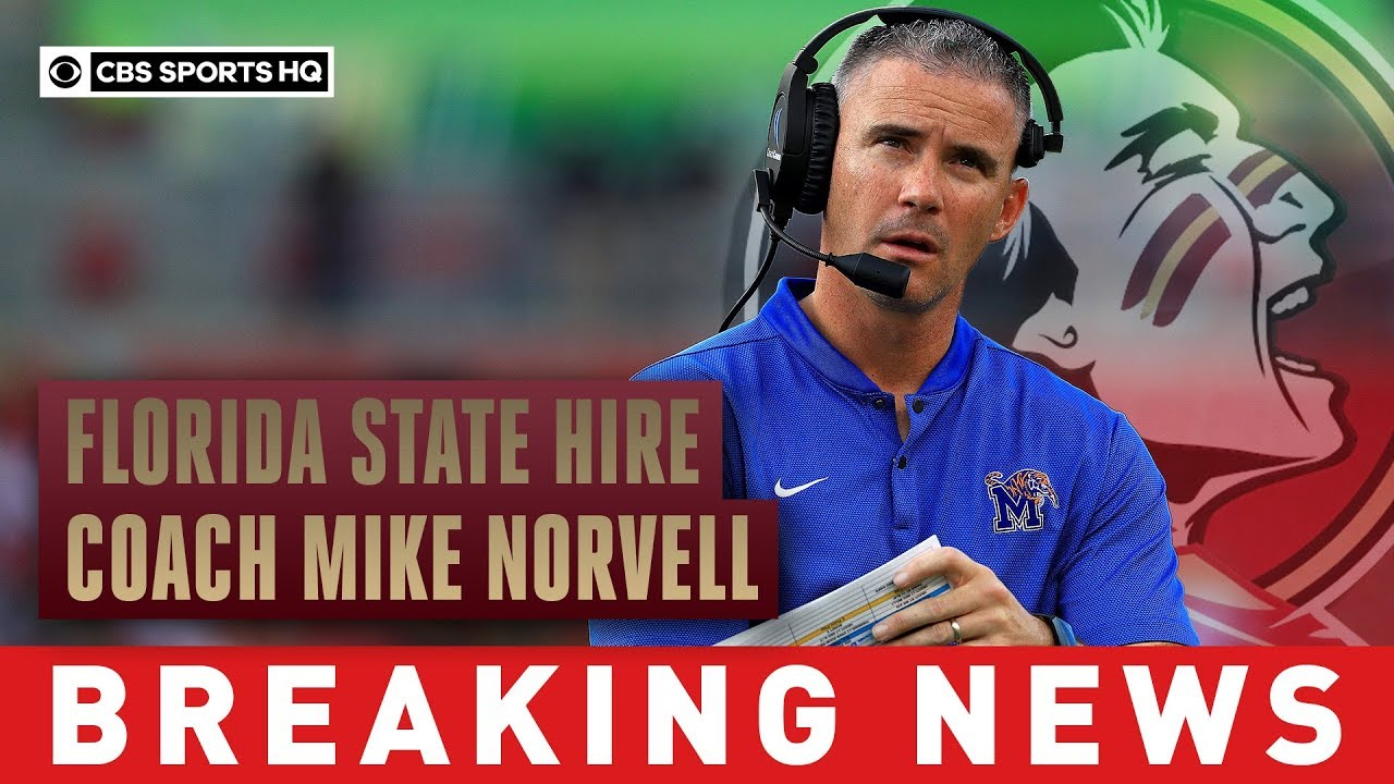Florida State Gets Their New Head Coach Mike Norville From