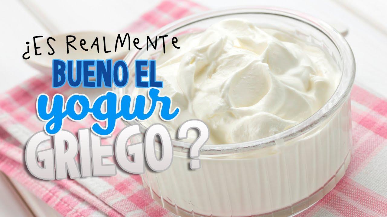 licuados con yogurt griego para adelgazar