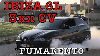 O FUMARENTO MAIS COMPLETO DE PORTUGAL?! Ibiza 6L com 3xx CV !!!
