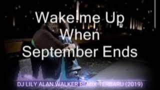 DJ LILY ALAN WALKER REMIX DJ OPUS