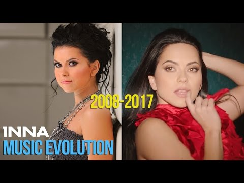INNA - Music Evolution (2008 - 2017)
