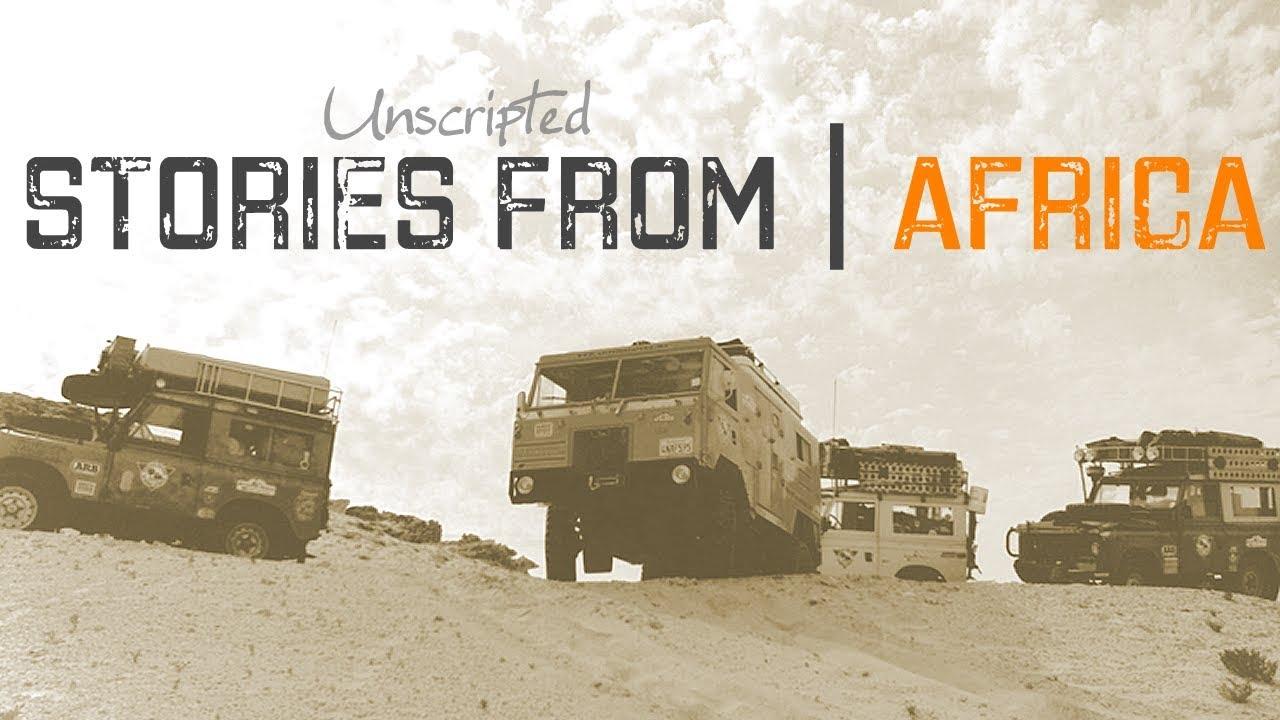 Africa Stories | Trans-Africa Overland Journey