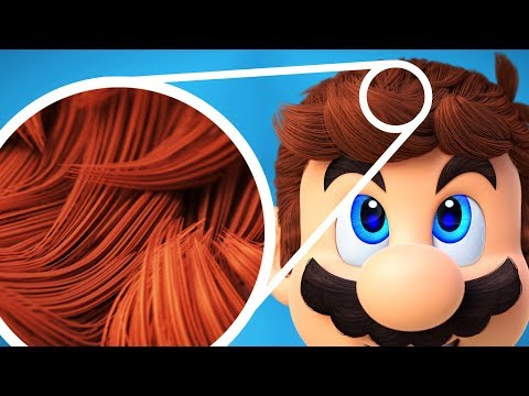 The Problem with Marios Hair