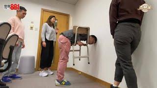 椅子挑戰【杏林茶】