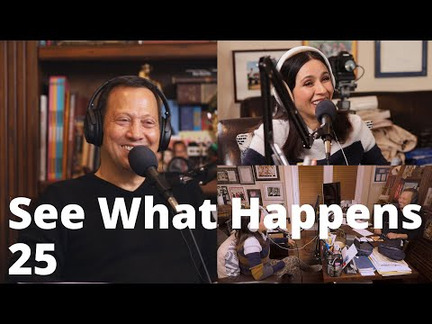Rob Schneider's See What Happens Podcast 25 The Blamemeister