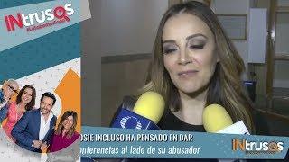 Rosie Rivera declara que no tiene rencor con el ex de Jenny |Intrusos