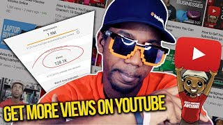 HOW SMALL YOUTUBERS CAN GET MORE VIEWS ON YOUTUBE 2019 (WITH PROOF!)