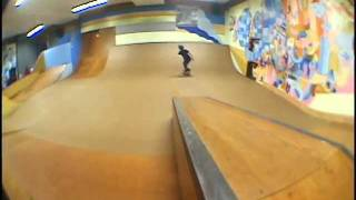 Jesse Lindloff at Bellevue Indoor skatepark